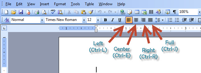 Basic Formatting In Microsoft Word Intermediate Users Guide To