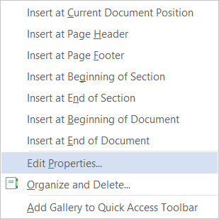 automated boilerplate using microsoft word autotext