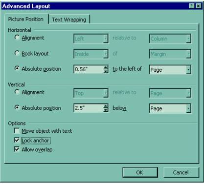 Making Forms with Microsoft Word