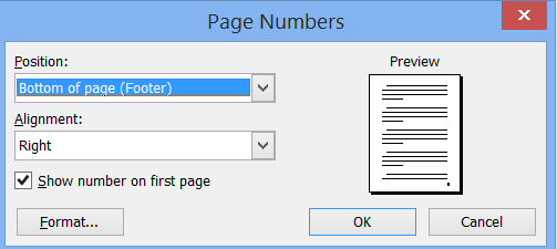 Remove page numbers in microsoft word this will insert a page number in a frame this is seldom what you want to do this will be in the header or footer even if it seems to be in ccuart