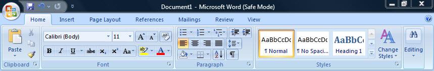 the home tab in microsoft word rh addbalance com word home tab paragraph group word home tab word 2010