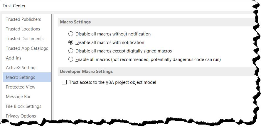 Malicious Macros vba in Microsoft Word