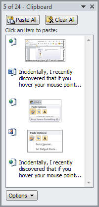 The Home Tab In Microsoft Word
